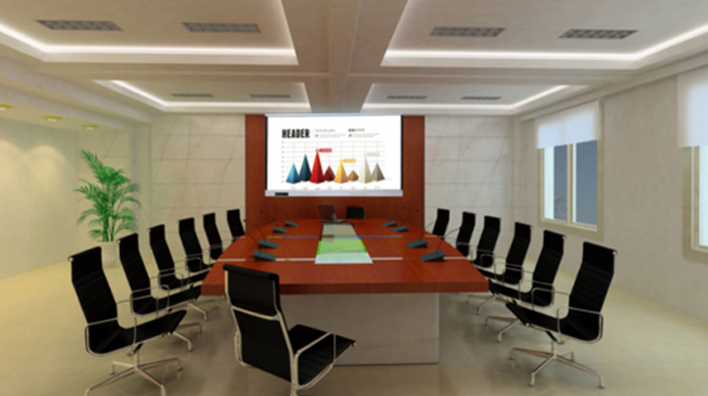 容大彩晶会议一体机即将给您的会议带来效率